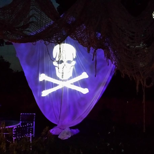 5 Spooky Lighting Effects for Halloween