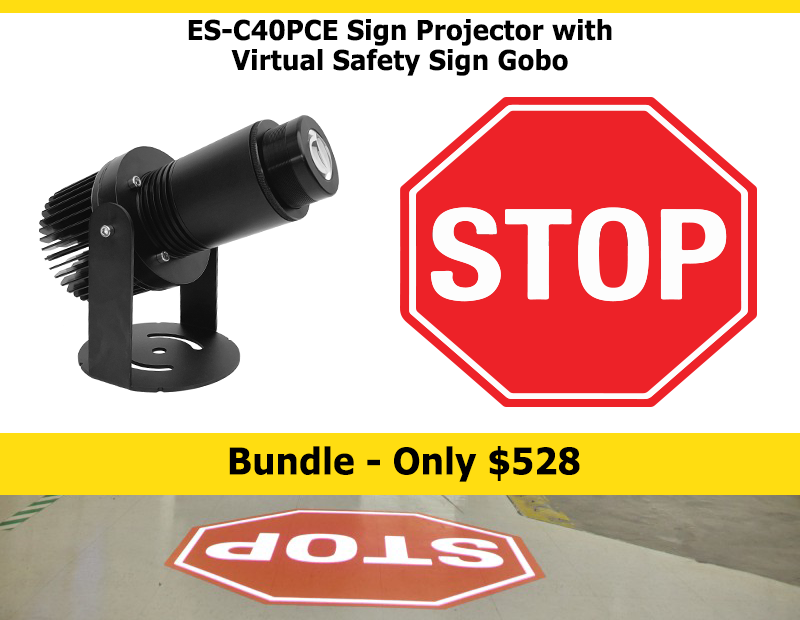 Virtual STOP Sign Bundle, C40PCE - Save $129