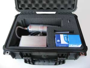 Carrying Case for ECO Spot 35 and 16 17x15x6