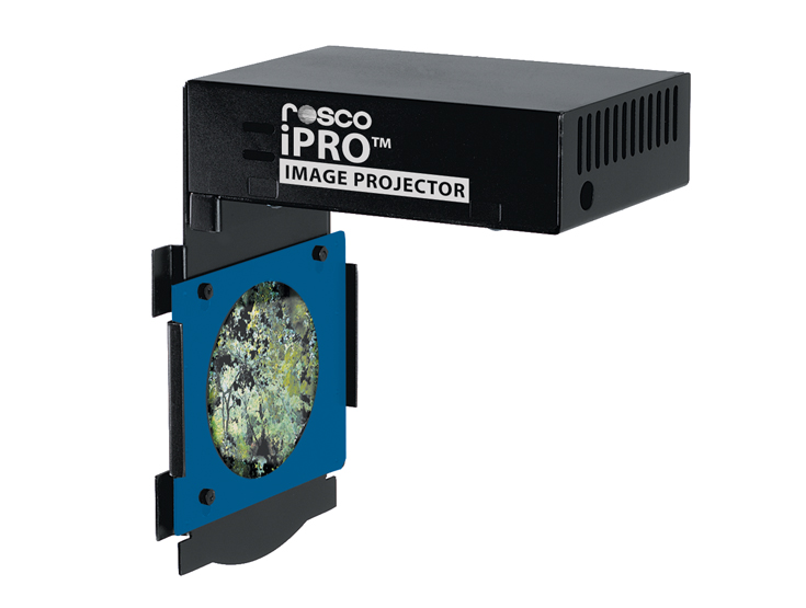 """Rosco iProâ""""¢ Image Projector for B-Size Film Gobos - BB, #142"""