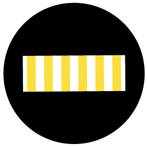 White and Yellow Crosswalk SLT-2000-1C
