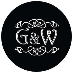 Wedding Gobo Metal WGMG-510 Harrington