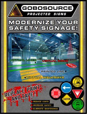 Virtual Signage brochure