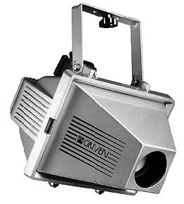 Griven MK3 GoboClip 150W Gobo Projector - #113 - Minimal Scratch
